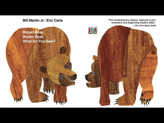 Story Time: Brown Bear, Brown Bear, What Do You See? // NYC Early Learning Company, Inc.
