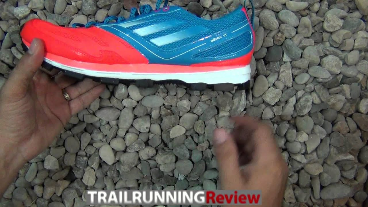Sotavento Sabroso Prohibir  Adidas Adizero XT 4 Review - YouTube