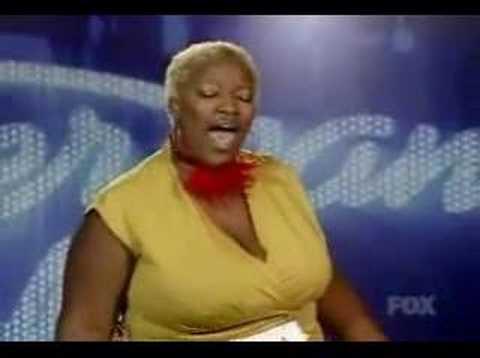 Frenchie Davis audition