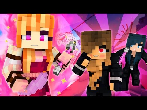 Minecraft Agents - GOLD FALLS IN LOVE?! (Minecraft Roleplay) #3