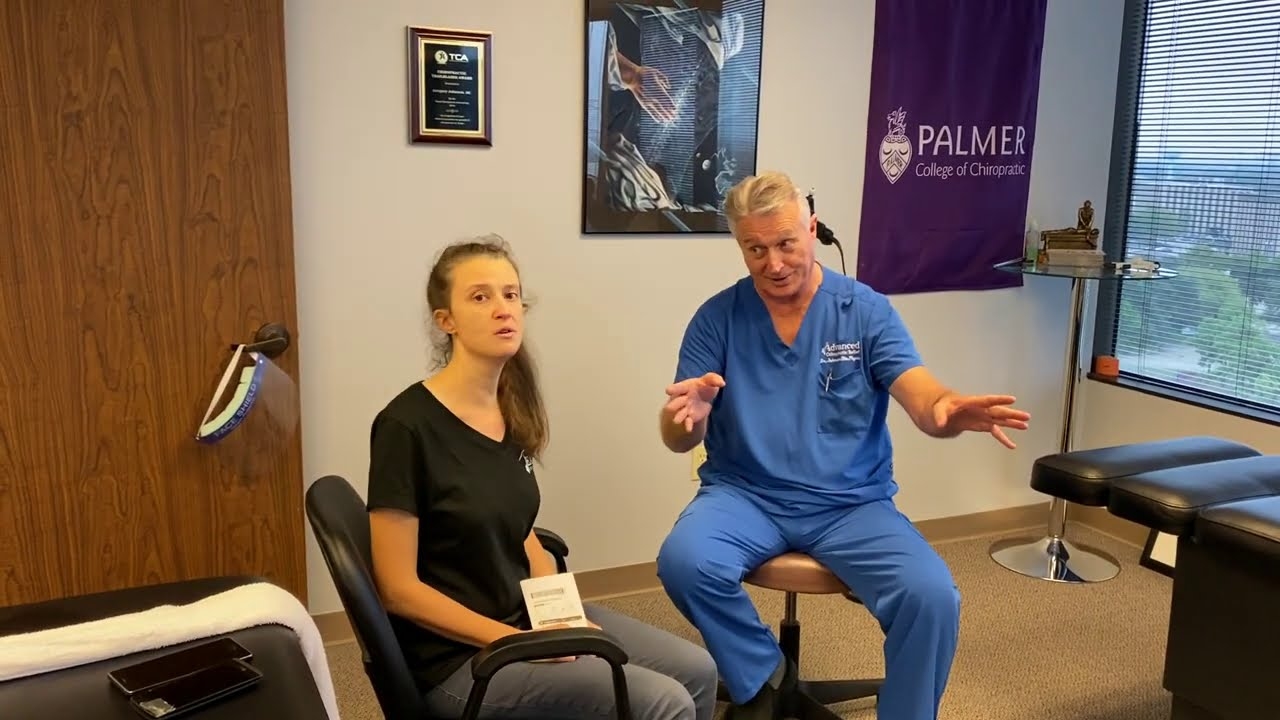 Interviewing Dr Johnson on Chiropractics & the Ring Dinger