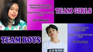 Download Video Biodata 14 Finalis The Next Boy Girl Band  Tahap Eliminasi Season 2 MP3 3GP MP4