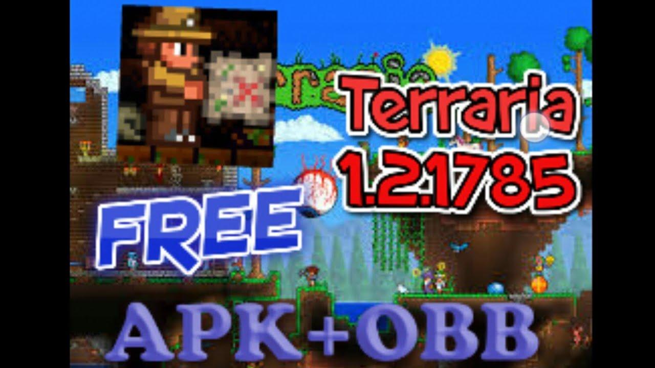 download terraria apk and obb