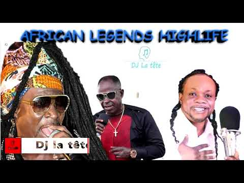 HIGHLIFE MUSIC MIX/AFRICAN LEGENDS HIGHLIFE#kokoantwi #lumba /amakye dede #ghanamusic Adutwum dj