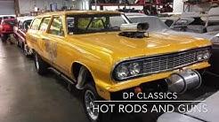 DP Chevy / DP Classics shop Tour Orange County CA