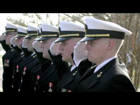Officer Candidate School -- Lieutenant Walter McDuffie
