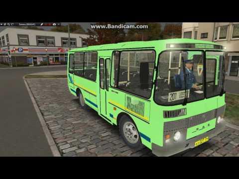 Мод На Автобус Паз 3205 Для Омси