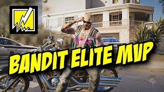 Rainbow Six Siege Bandit Elite Leak MVP Animation Face Reveal Axle 13 Skin