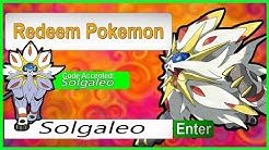 HOW TO GET SOLGALEO & LUNALA IN PROJECT: POKEMON!! (cosmog)