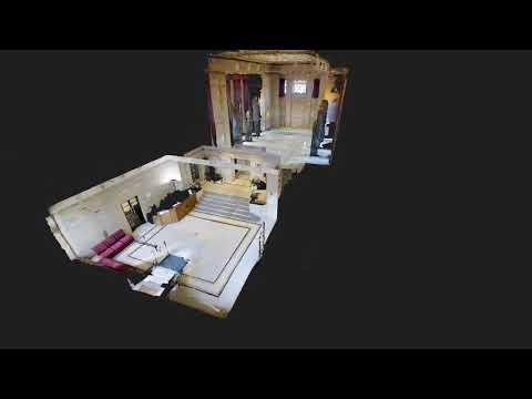 Temple of Peace Reception and Marble Hall VR 360