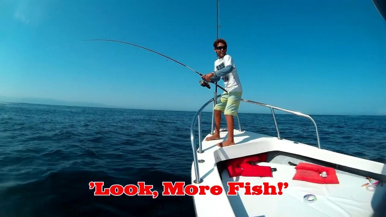 Fishing punta de mita easter 2017 extended cut youtube for Punta mita fishing