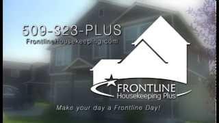 House Cleaning Spokane | Frontline Housekeeping Plus