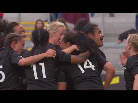 WRWC Highlights: New Zealand show class to beat USA in semi-final