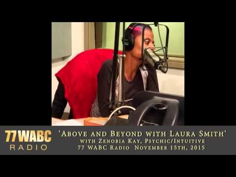 'Above and Beyond with Laura Smith' - November 15th, 2015