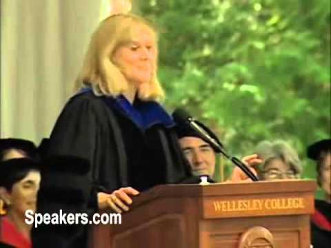 Lynn Sherr Commencement Address