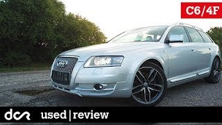 Buying a used Audi A6 (C6/4F) - 2004-2011, Buying advice with Common Issues