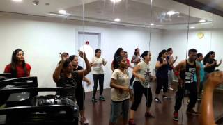 Sairat | Zingaat | Zumba official choreo by Sagar Rajguru