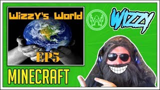 Minecraft - Wizzy's World - Week 5 - MOST EXPENSIVE HOTEL EVER!