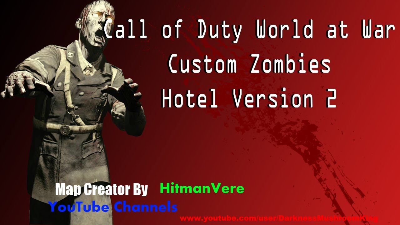 Call of duty waw zombie hotel version 21 custom zombie gameplay call of duty waw zombie hotel version 21 custom zombie gameplay burninglightsworn killingerk gumiabroncs Choice Image