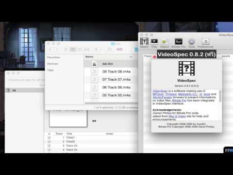 แปลงไฟล์SACD-ISOเป็นMP3,M4AฟรีบนMac