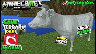 Gambar cover GAME TERBARU DARI MOJANG..!!! MIRIP MCPE.. LEBIH KEREN..!!!