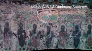 Digital 3D Dunhuang Caves exhibit at the Hong Kong Book Fair