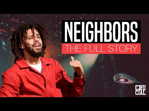 J. Cole Talks About $1 Million S.W.A.T. Raid On His House - The Full Story