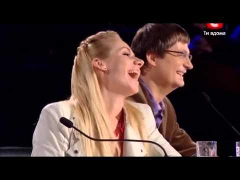 Украина мае талант смешное видео ::