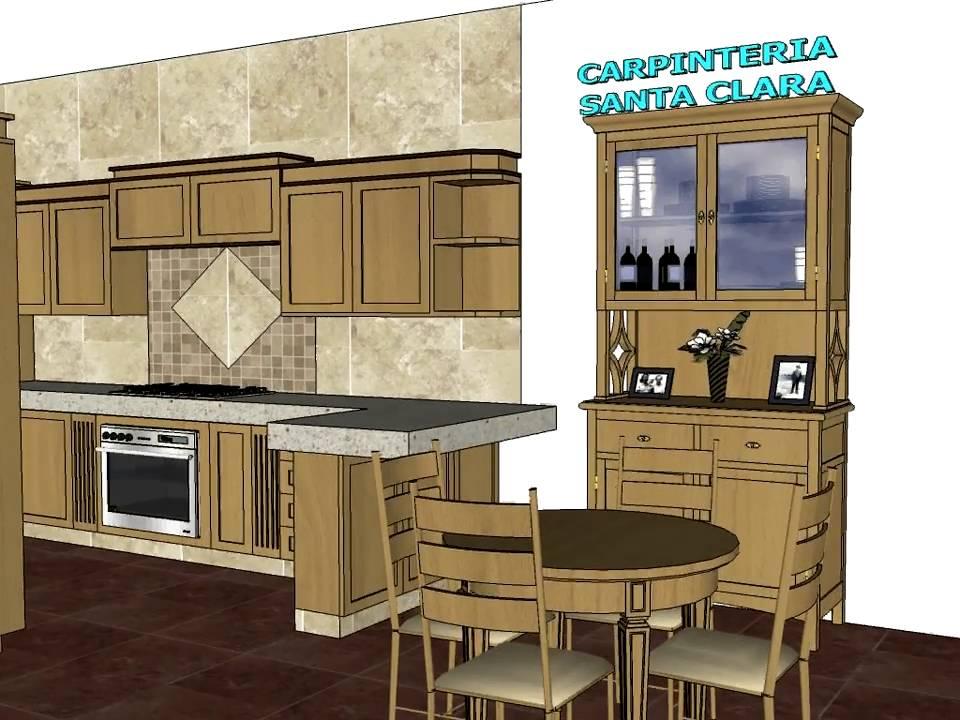 Mueble De Cocina En Sodimac : Mueble chinero carpinteria santa clara
