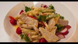 Стир-фрай из свинины | Мясо. От филе до фарша