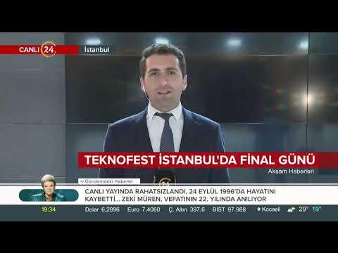 #Teknofest İstanbul'da Final Günü #MilliTeknolojiHamlesi