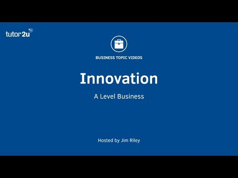 Innovation (Product and Process)