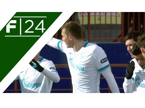 Highlights | Krylya Sovetov 0-2 Zenit