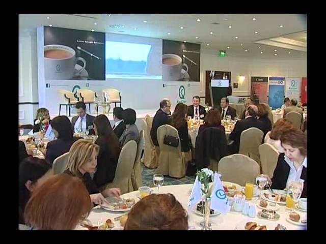 KalDer Kahvaltı Sohbetleri - Yönetim Kadının Hakkıdır - 30 Mart 2012 Part1