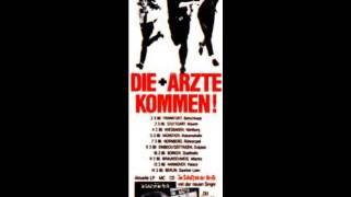 Die Ärzte - Live in Köln 1986 (Bootleg)