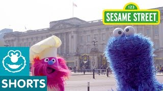 Sesame Street: Cookie Monster and Gonger's Adventures in London!