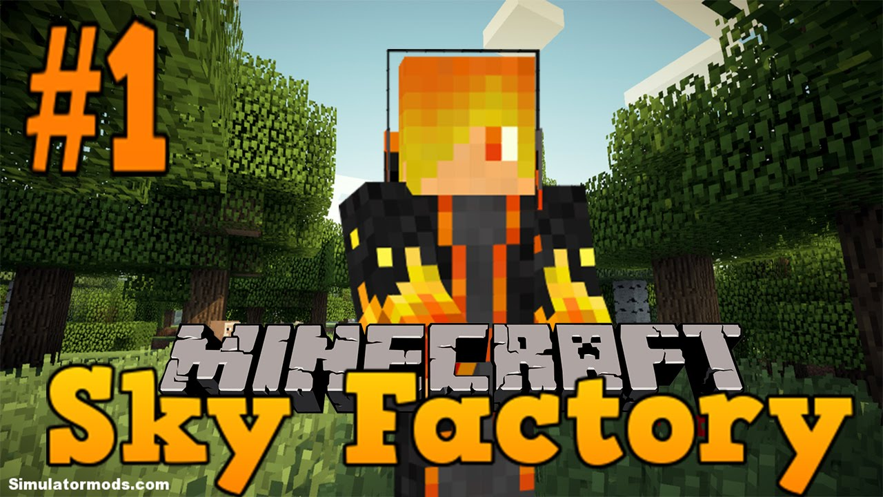 how to make ingots in sky factory