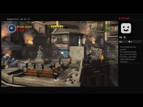 Pictures of lego marvel avengers ps4 gameplay part 14