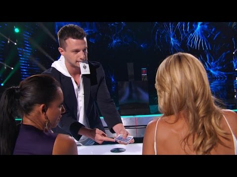 Americas Got Talent S09E22 Season 9 Top 12 Magician Mat Franco