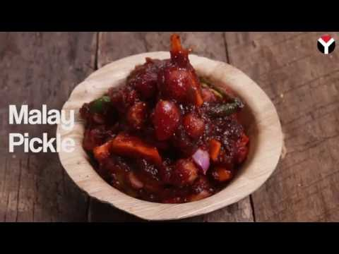 Malay Pickle
