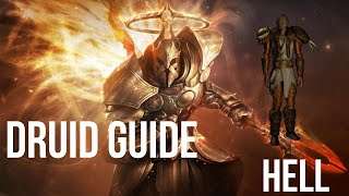 Highlight: D2 - DRUID GUIDED PLAYTHROUGH - Part HELL!! - ALSO WTH HALF PRICE BITS !HalfPriceBits
