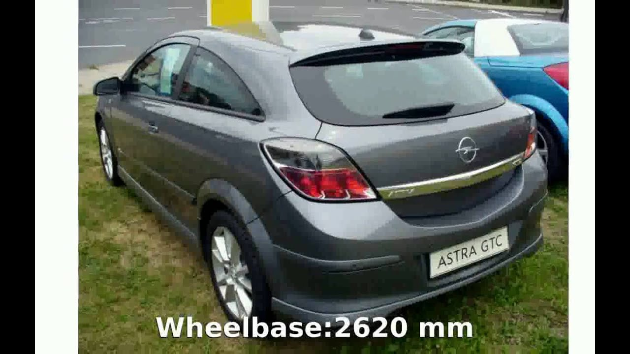 2008 opel astra gtc 1 6 turbo info youtube. Black Bedroom Furniture Sets. Home Design Ideas