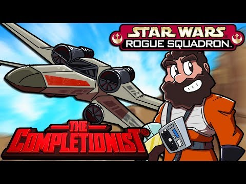 Star Wars Rogue Squadron | The Completionist