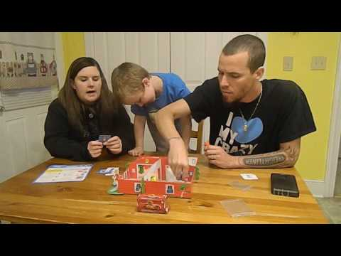 Family Game Night : Dr. Seuss Thing Two And Thing One Whirly Fun! Game / Junior Vision