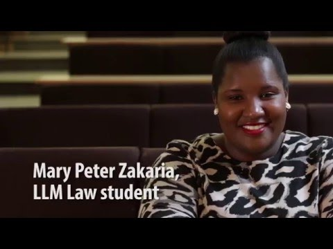 Meet Law Student Mary from Tanzania