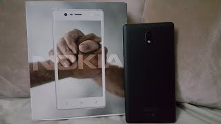 Nokia 3 Running on Android - Unboxing and First Impressions