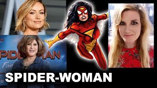 Spider-Woman Movie - Olivia Wilde Director!
