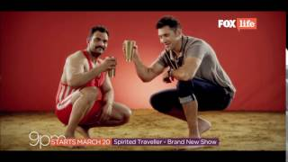 SPIRITED TRAVELLER PROMO 1LASSI Incredible drinks with an incredible chef