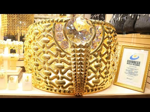Most Affordable Gold Market-Gold Shopping in Dubai