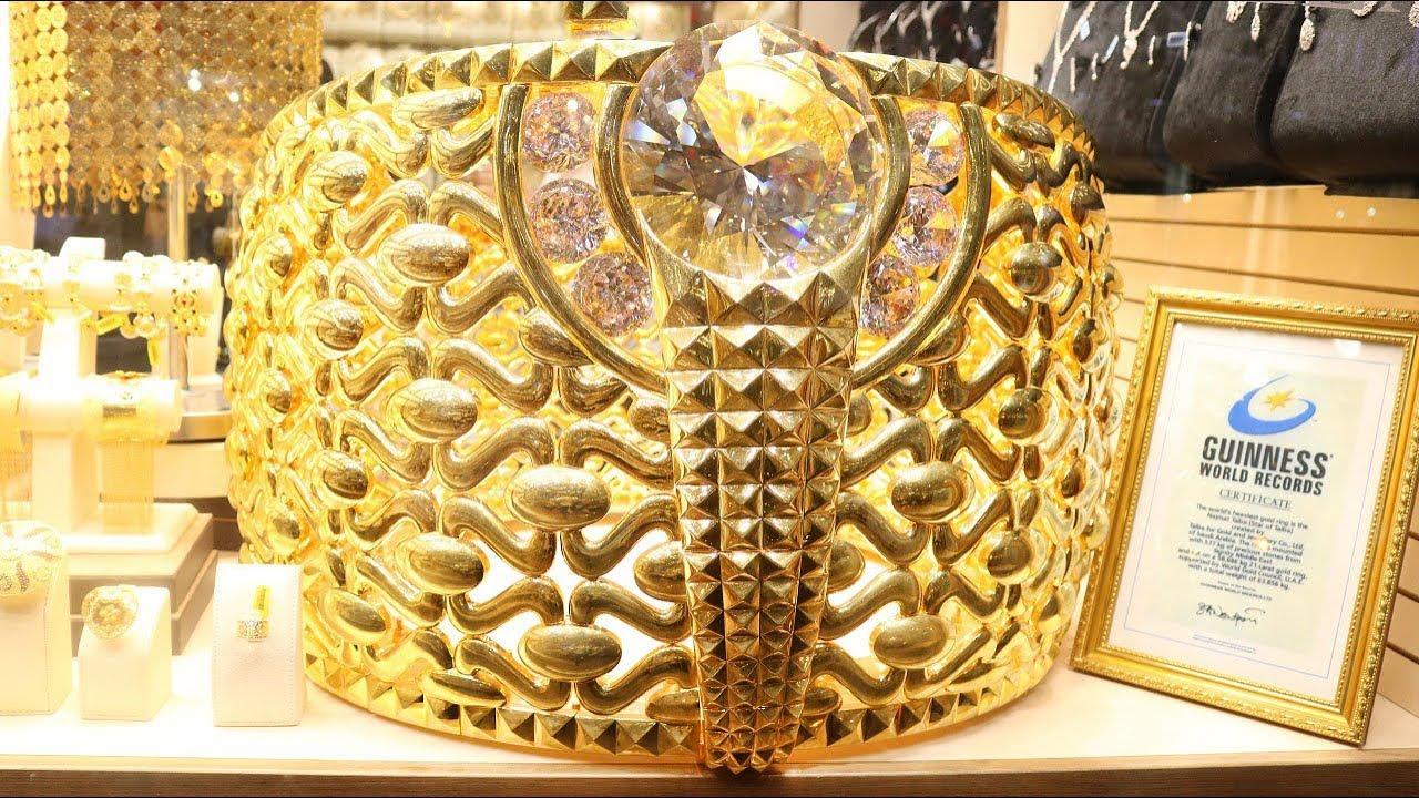 Dubai Gold Market I Silver Gest Land